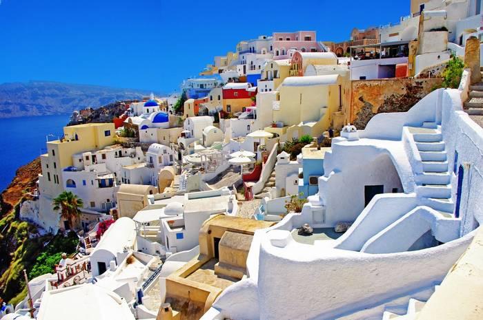 Майские туры в Грецию