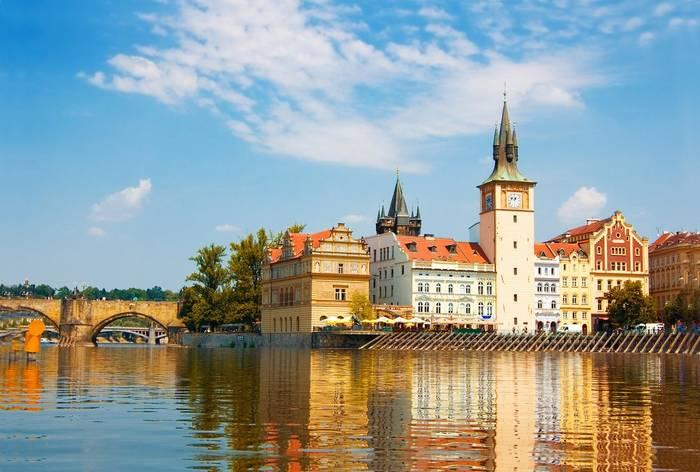 Прага в ноябре