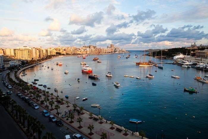 Июнь в Мальте